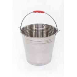 Nerezový kbelík14 l