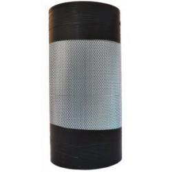 Siatka ocynkowana, szerokość 420 mm, grubość 0.5 mm