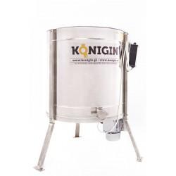 Tangenciální medomet elektrický pohon - 5 rámků  - Ø640 mm