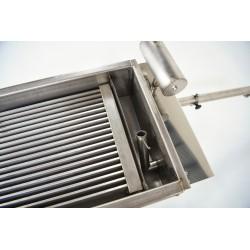 Topiarka elektryczna do odsklepin z funkcją separacji miodu KONIGIN