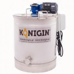 Zařízení na pastování medu 230V, 200 litrů.